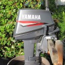 Yamaha 8HP Outboard Water Pump Service