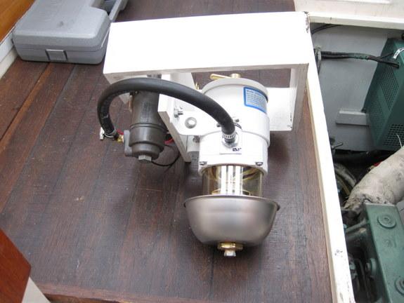 Adding a Fuel Polisher