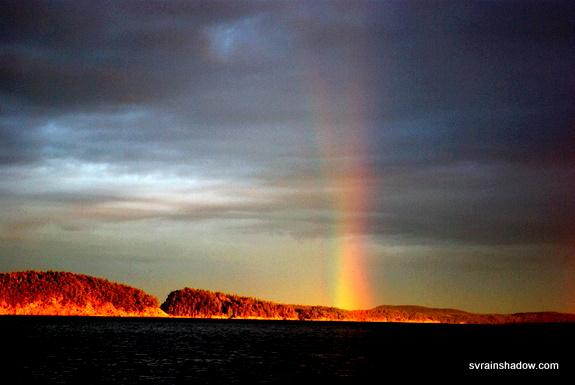 A Double Double Rainbow