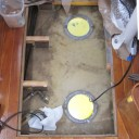 Fresh Water Tank Repair