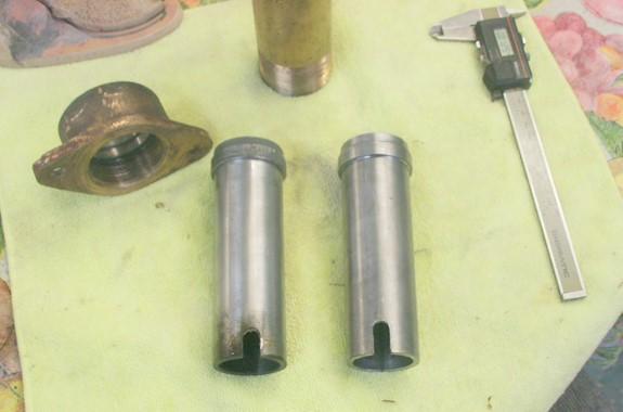 Replacing the White Metal Bearing
