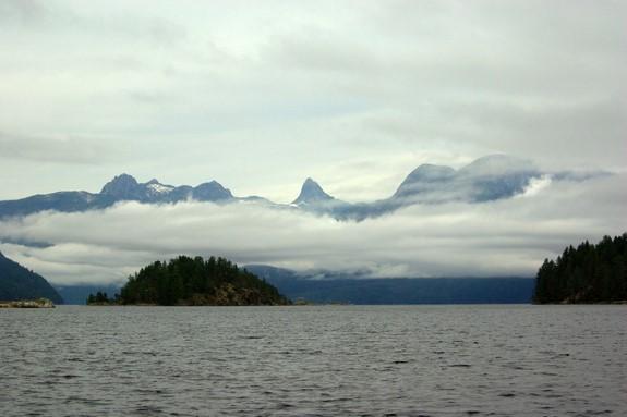 Desolation Sound – 2011 South Coast BC Trip