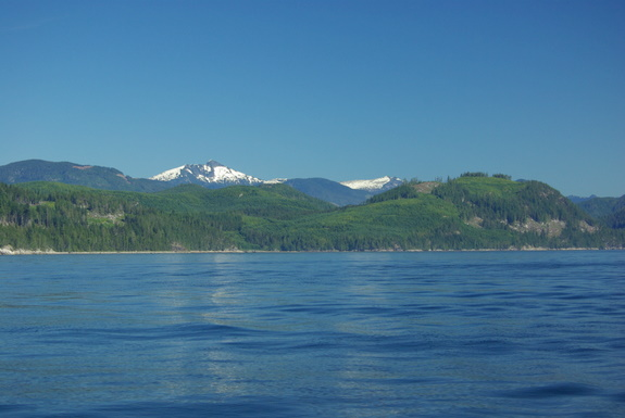 Johnstone Strait – 2011 South Coast BC Trip