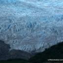 Riggs Glacier in Muir Inlet